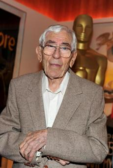 Petro Vlahos was celebrated during a 2010 tribute in Hollywood, Calif.