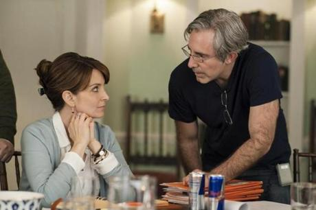 """Admission"" director Paul Weitz discussed a scene with Fey."