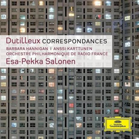 Salonen - Dutilleux: Correspondances & other works Label: Deutsche Grammophon 03classCDs