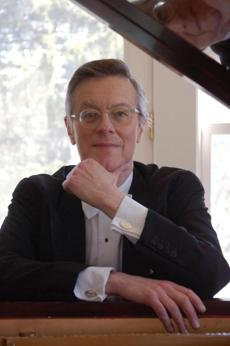 Pianist Peter Serkin.