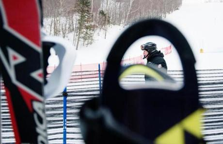 The 76th annual races were held at Cannon Mountain in New Hampshire. The cup is the country's oldest ski club race.