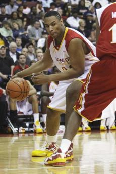 East's Jared Sullinger, of Northland High School in Ohio, plays in the McDonald's All-American High School Basketball Game Wednesday, March 31, 2010, in Columbus, Ohio. (AP Photo/Jay LaPrete)