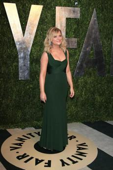 Amy Poehler is a celebrity who has embraced green.