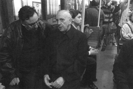 As a cardinal, Pope Francis rode the subway to work in  Buenos Aires.