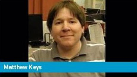 Matthew Keys, deputy social media editor for Reuters.com, is seen in his online profile in this undated photo.
