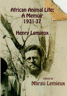 Herny Lemieux's book cover