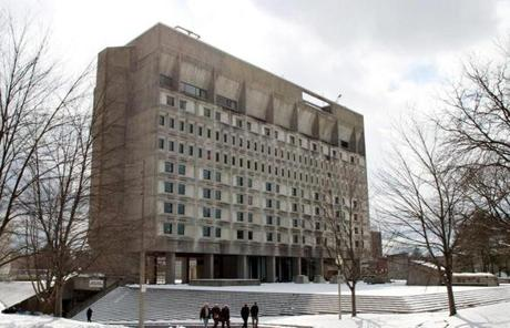 Buildings like the Lincoln Campus Center, however, came to be seen by many as hulking monuments to excess and corruption.