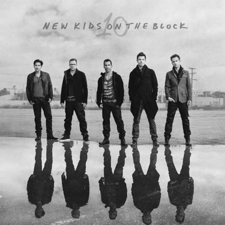 "New Kids on the Block will release their new album, ""10,"" on April 2, 2013."