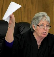 Judge Mary Hogan Sullivan volunteered to run the court after attending a national conference for drug court professionals several years ago.