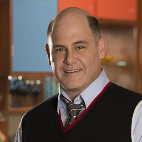 Series creator Matthew Weiner wrote the premiere episode of the new season.