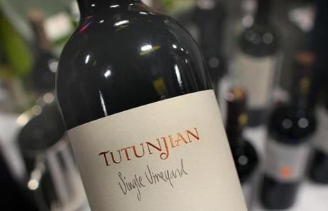 Tutunjian exports wine under labels including Apaltagua and Tutunjian Single Vineyard.
