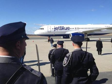 JetBlue will begin flying out of Worcester to Orlando and Ft. Lauderdale, Fla., in November.