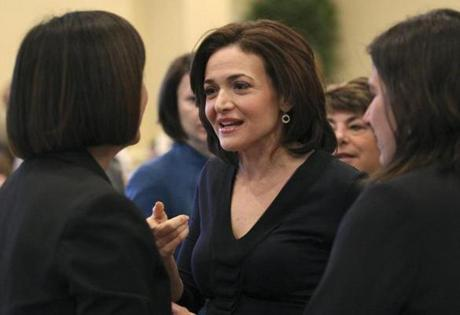 Sheryl Sandberg's book, published March 11, is atop the New York Times best-seller list and has already sold about 275,000 copies.