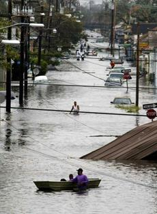 Parents chose names beginning with 'K' 9 percent more after Hurricane Katrina.