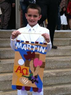 Eight-year-old Martin Richard was killed in the attack, and his mother and sister suffered grievous injuries.