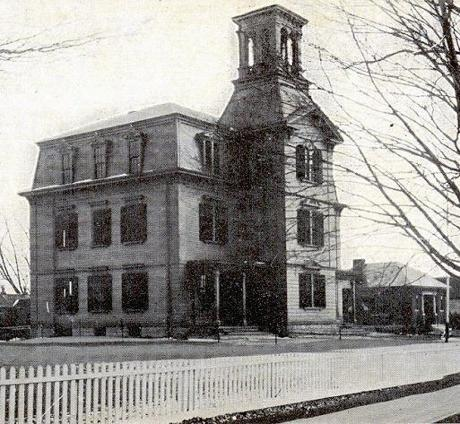 Colburn School in historic times