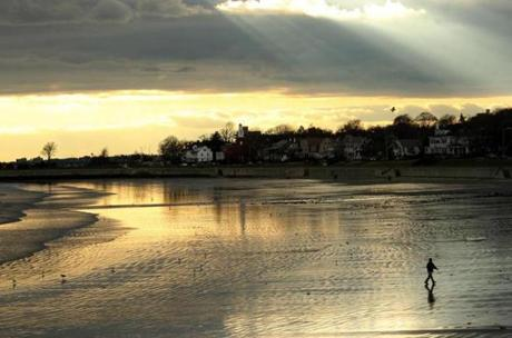King's Beach, Swampscott.