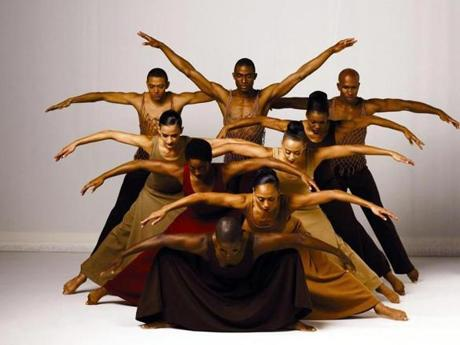 "Alvin Ailey American Dance Theater, ""Revelations."""