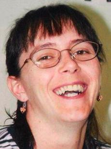 Carmen Blandin Tarleston before her catastrophic injury, which occurred when her husband doused her with lye in 2007.