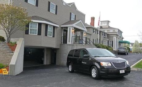 The body of Tamerlan Tsarnaev was released to family yesterday and taken to the Dyer-Lake Funeral Home in Attleboro.