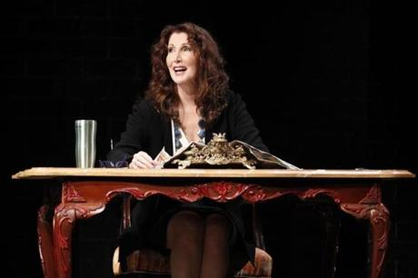 "Tony winner Joanna Gleason (pictured performing in New York) will take center stage in ""Bloom"" at the Art House in Provincetown June 28-29"