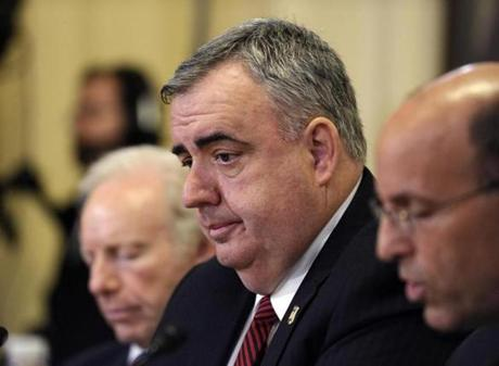 """We were not aware of the two brothers,"" Boston Police Commissioner Edward Davis told Congress."