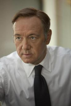 "Kevin Spacey in ""House of Cards."""