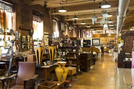 Top Spots To Buy Antiques Photo 18 Of 23 Pictures The Boston Globe