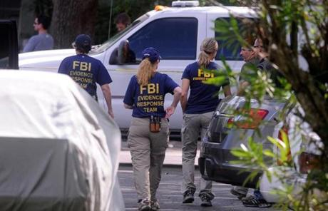 """During the confrontation, the individual was killed and the agent sustained non-life threatening injuries,'' the FBI said."