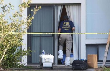 The FBI said that a Washington-based deadly force investigative team is being sent to Orlando to investigate the shooting.