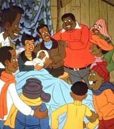 """Fat Albert and The Cosby Kids."""