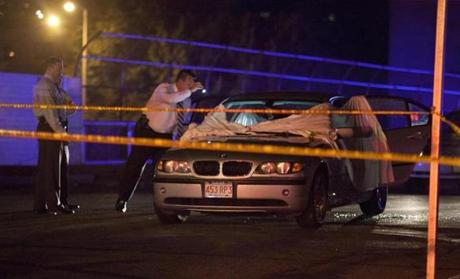 Hernandez is now being investigated in a July 2012 drive-by double homicide on Shawmut Avenue in the South End.