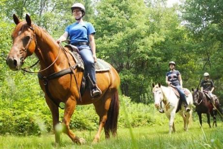 Attitash Mountain Resort offers a full range of recreational activities.