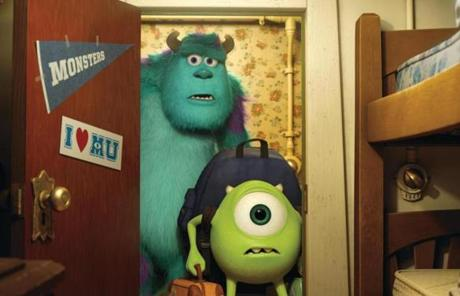 """Monsters University"" is the only G-rated movie released this year."