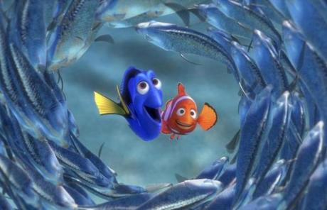 """Finding Nemo"" was rated G in 2003 despite some themes that could be scary to young children -- death of a parent, getting lost, mean children."