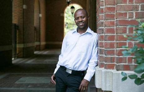 """I'm interested in taking my organization to the next level,"" Madondo said about his interest in the Harvard program. ""Most of my senior leadership does not have formal management training."""