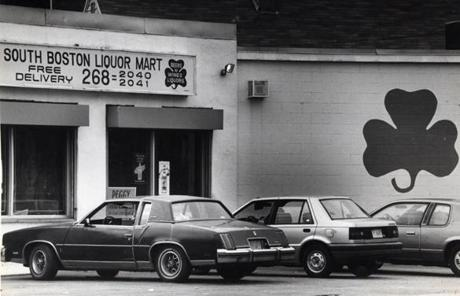 Bulger allegedly forced Stephen Rakes, the owner South Boston Liquor Mart, to sell him the store against his will.