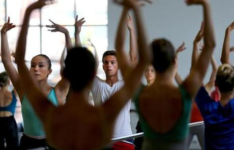 Northeastern University and Boston Ballet are partners in a novel initiative that allows dancers to earn a college degree while they dance, a challenge for dancers who practice and perform for up to 12 hours a day.