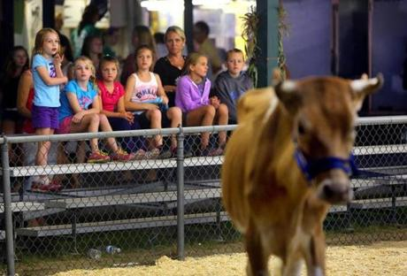 The annual Marshfield Fair is underway and runs through August 25th.