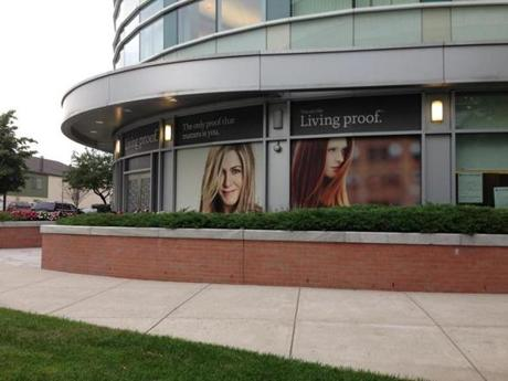 The company's Kendall Square headquarters, which Aniston visited in November, is a short walk from MIT.