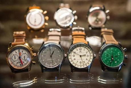 Bello & Preciso watches at Officina 189.