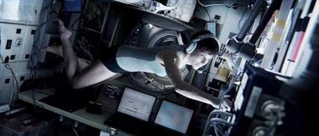 "Sandra Bullock in ""Gravity."""
