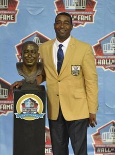 Cris Carter, who was inducted into the Hall of Fame last month, thinks it will become even more difficult for receivers to win election to the Hall.