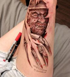 Freddy Krueger from