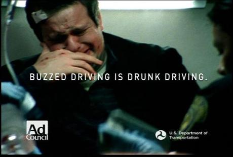 A pro bono campaign from the Advertising Council, promoting the prevention of drunk driving, was among those that received the most support from media companies last year.
