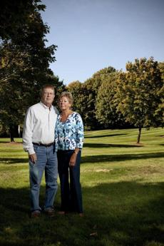Bill and Joan Sawyer of Bedford switched to different doctors when their old one went to a concierge practice that carries a yearly fee. Now Bill's new doctor is going concierge, too, forcing him to look for a physician again.
