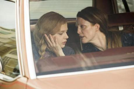 Moretz and Julianne Moore.