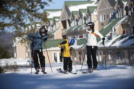 Discounted lesson packages serve as a gateway into skiing and snowboarding.