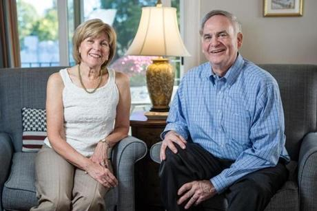 Connolly's parents set quite an example. Lynda retired this year as chief justice of the Massachusetts District Court, and Michael was secretary of state for 16 years.