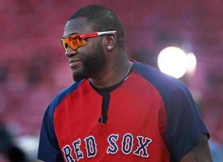 David Ortiz and his teammates will be back in the World Series spotlight once again.